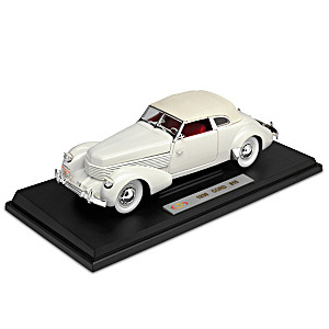 1:18-Scale Accurately Detailed 1936 Cord 810 Diecast Car