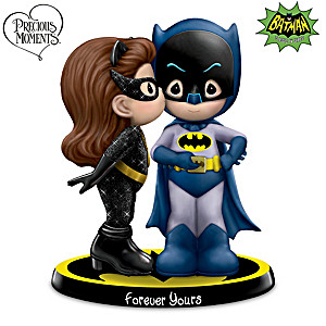 """BATMAN Classic TV Series """"Forever Yours"""" Figurine"""