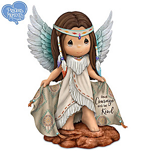 Have Courage And Be Kind Figurine