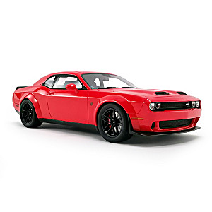 1:18-Scale 2019 Dodge Challenger SRT Hellcat Sculpture