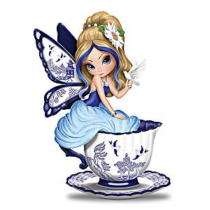Jasmine Becket-Griffith Teacup Fairy Figurine