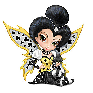 Queen Of Intuition Fairy Figurine