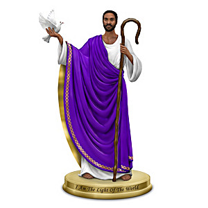 "Keith Mallett ""Heavenly Jesus"" Figurine"