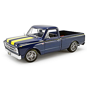 1:18-Scale 1967 Chevrolet C-10 Diecast Truck