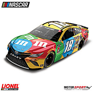 Kyle Busch No. 18 M&M's 2020 Diecast Car