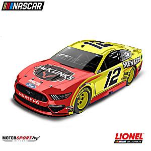1:24-Scale Ryan Blaney Menard's 2020 Diecast Car