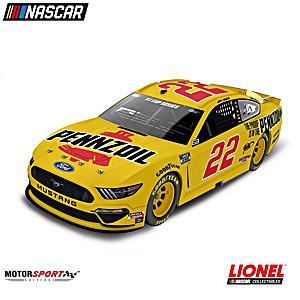 1:24-Scale Joey Logano Pennzoil 2020 Diecast Car