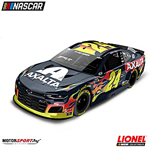1:24-Scale William Byron Axalta 2020 Diecast Car