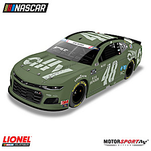 1:24-Scale Jimmie Johnson Ally Patriotic 2020 Diecast Car