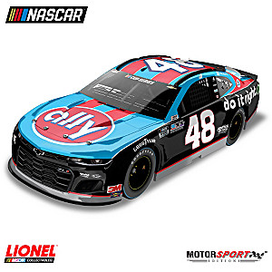 1:24-Scale Jimmie Johnson Ally Darlington 2020 Diecast Car