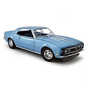 1:18-Scale 1968 Camaro Coupe Diecast Car