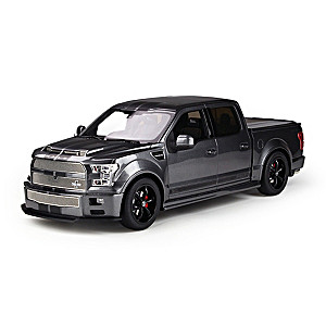 1:18-Scale 2017 Shelby Ford F-150 Super Snake Sculpture