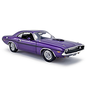 1:18-Scale 1970 Dodge Challenger R/T Diecast Car