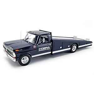 1:18-Scale 1970 Ford Cobra F-350 Diecast Ramp Truck