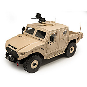 1:16-Scale High Mobility Military Diecast Utility Vehicle