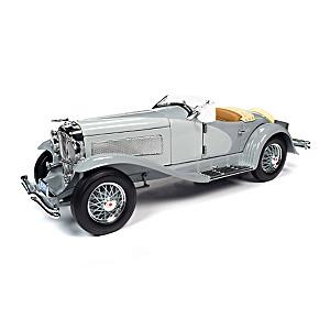 1:18-Scale 1935 Duesenberg SSJ Convertible Diecast Car