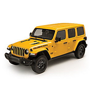 1:18-Scale 2019 Jeep Wrangler Rubicon