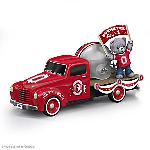 Ohio State Buckeyes Parade Float Figurine