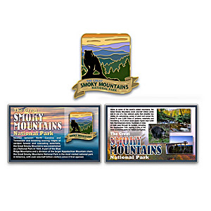 Great Smokey Mountains National Park Pin