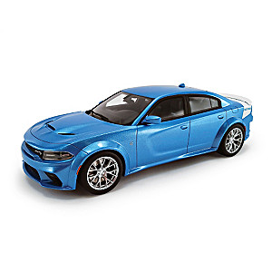 1:18-Scale 2020 Dodge Charger SRT Hellcat Widebody Sculpture