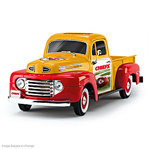 1:18-Scale Chiefs 1948 Ford Pickup Truck Sculpture