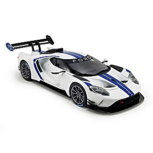 1:18-Scale 2020 Ford GT MK II AuthentiCast Resin Sculpture