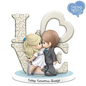 Precious Moments Today, Tomorrow, Always Figurine