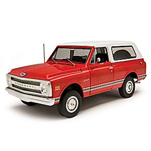1:18-Scale 1969 Chevrolet K5 Blazer Diecast Car