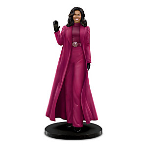 Michelle Obama 2021 Inauguration Celebration Sculpture