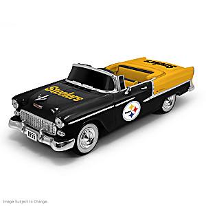 Pittsburgh Steelers 1955 Bel Air Convertible Sculpture