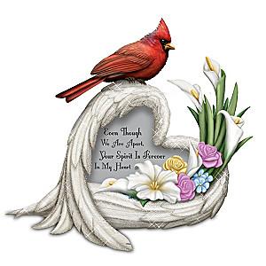 Blake Jensen Remembrance Cardinal Figurine