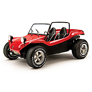 1:18-Scale Meyers Manx Dune Buggy Diecast Car