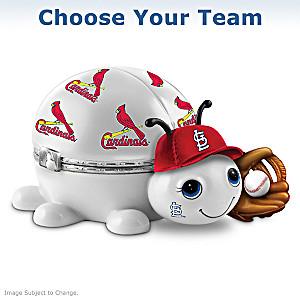 Choose Your MLB Team: Love Bug Porcelain Music Box