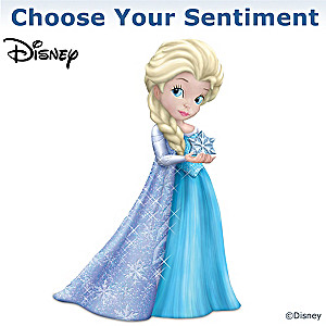 Disney FROZEN Figurine Collection: Choose Your Relationship