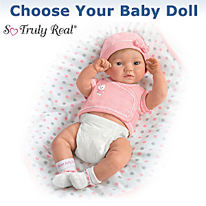 "P. Lau ""Little Ones To Love"" Baby Doll: Choose Girl Or Boy"