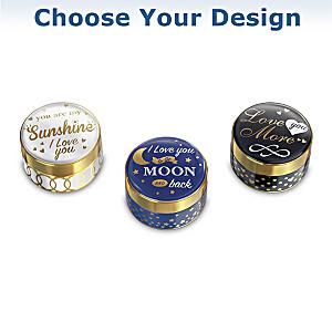 Heirloom Porcelain Music Box: Choose Your Design