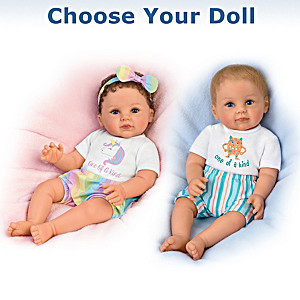 """""""One Of A Kind"""" Baby Doll: Choose Your Baby Doll"""