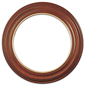 Richfield Hardwood Collector Plate Frame
