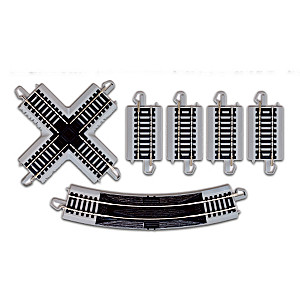 On30 Scale HO Guage Cross Track Pack Train Accessory