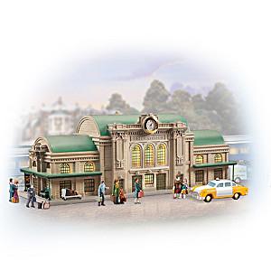 Legendary Union Station HO-Scale Train Accessory