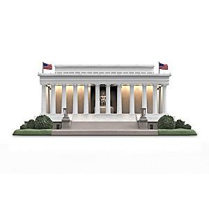 Lincoln Memorial Illuminated Train Accessory