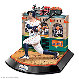 Astros 2017 World Series Commemorative Sculpture