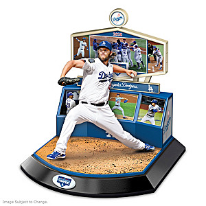 Dodgers 2020 World Series Commemorative Sculpture