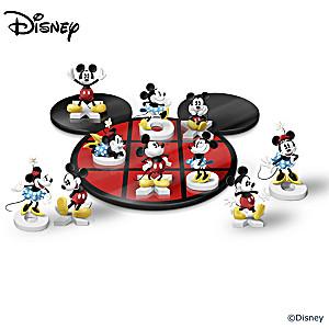 Disney Mickey Mouse & Minnie Mouse Tic-Tac-Toe Set