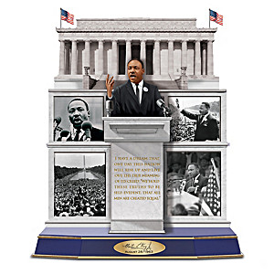 "Dr. Martin Luther King, Jr. ""Speaking"" Tribute Sculpture"