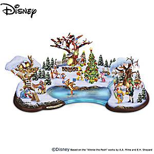Disney Winnie The Pooh Illuminated Cove Sculpture