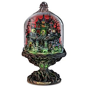 """""""Dome Of Doom"""" Illuminated Sculpture"""