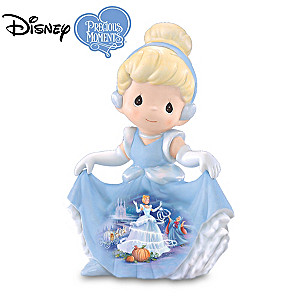 "Precious Moments ""Forever Cinderella"" Figurine"