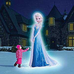 Disney FROZEN Illuminated 8' Inflatable Elsa
