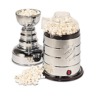NHL® Stanley Cup® Hot Air Popcorn Maker